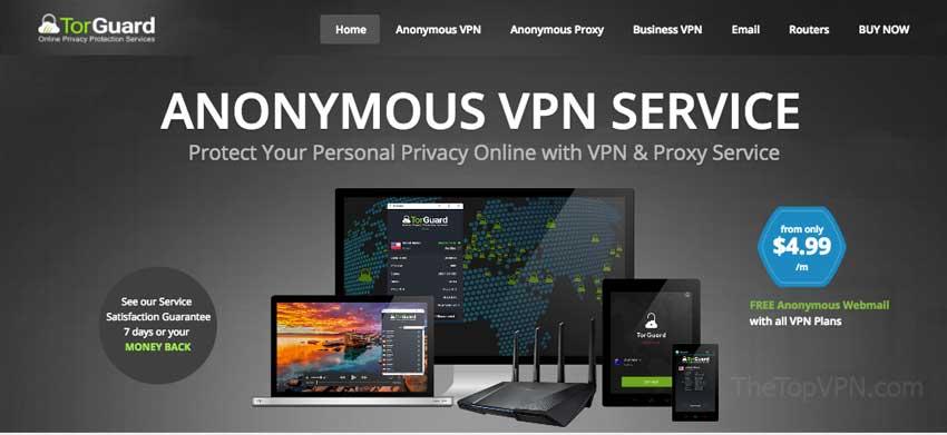 The Best TorGuard VPN Review 2018 - TheTopVPN com