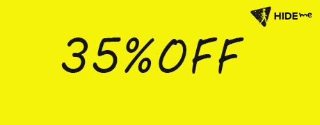 Enjoy An EGGSTRA 35% Easter Discount on hide.me VPN