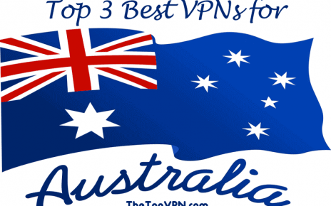 top 3 best vpns for australia